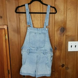 Old Navy Short Overalls
